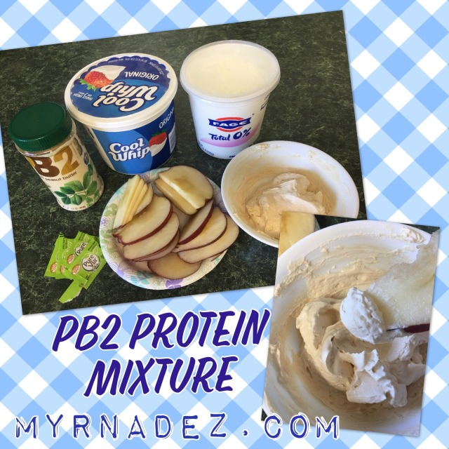 Peanut Butter Protein